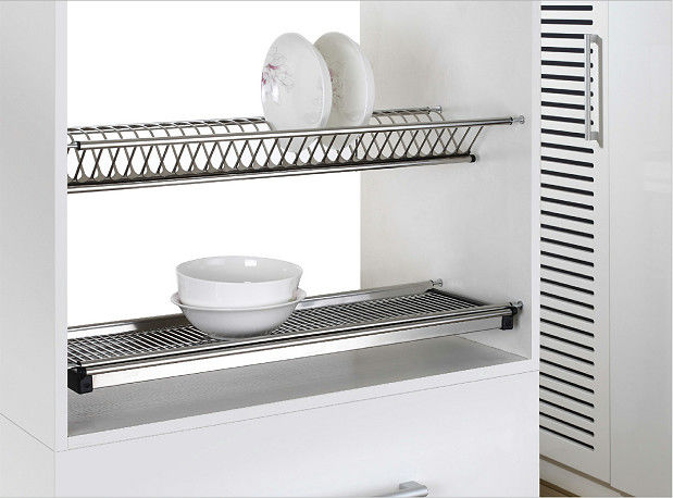 Multi Function Modern Kitchen Accessories Dish Drying Rack Utensil Cutter Drying Holder